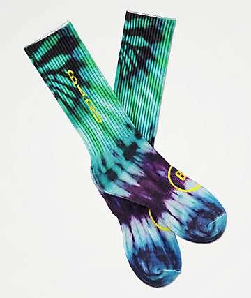 Bobby Tarantino by Logic Indica Badu Tie Dye Crew Socks