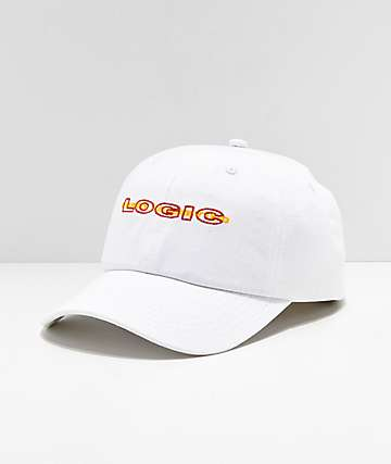 the best attitude c4315 a248a Bobby Tarantino by Logic Live It Up White Strapback Hat