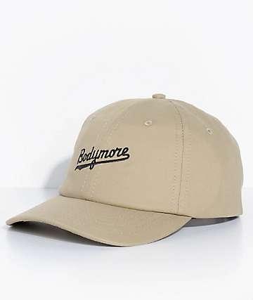 Bodymore Khaki Strapback Hat