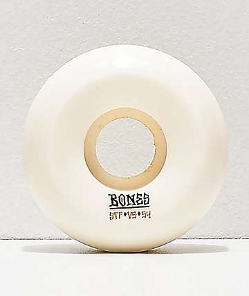 Bones STF Blanks 54mm Skateboard Wheels
