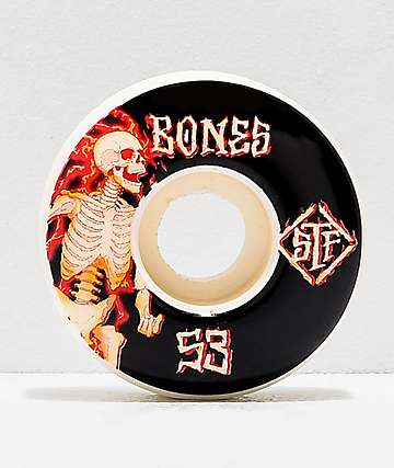 Bones STF Blazers V1 53mm 103a Skateboard Wheels
