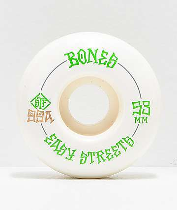 Bones STF Easy Streets V1 53mm 99a Skateboard Wheels