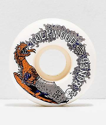 Bones STF Lockwood Pro 52mm 83b Skateboard Wheels
