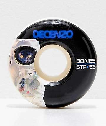 Bones STF Pro Decenzo Catstronaut 53mm ruedas de skate