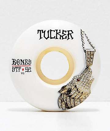 Bones STF Pro Tucker Wolf 52mm ruedas de skate
