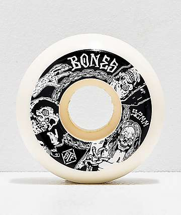 Bones STF Terror Nacht V5 52mm 103a Skateboard Wheels