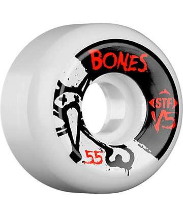 Bones STF V5 Series 55mm Skateboard Wheels