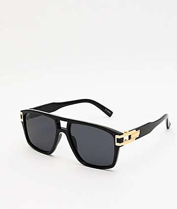 Boss Black & Gold Sunglasses