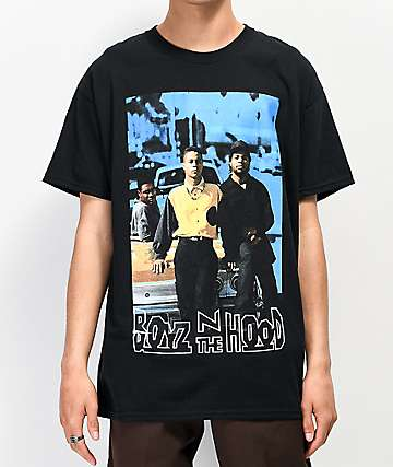 Boyz In The Hood Black T-Shirt