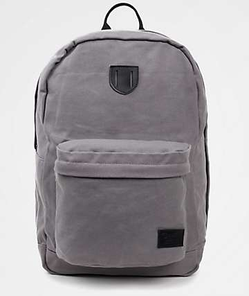 Brixton Basin Basic Grey 25L Backpack