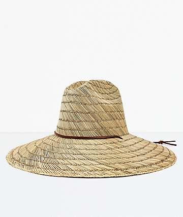 Brixton Bells Fedora Tan Hat