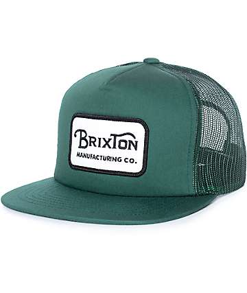 Brixton Grade Chive gorra trucker