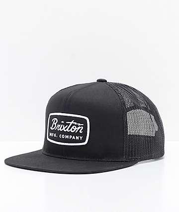 Brixton Jolt gorra trucker en negro