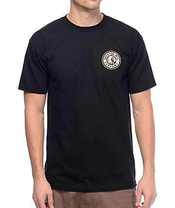 Brixton Rival II camiseta negra