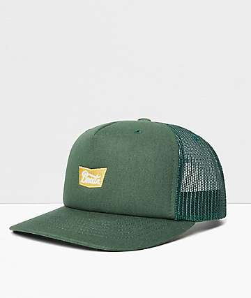 Brixton Stith MP Emerald Trucker Hat
