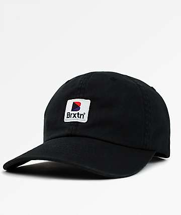 Brixton Stowell MP Black Strapback Hat