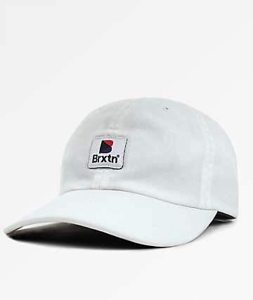 Brixton Stowell MP White Baseball Hat