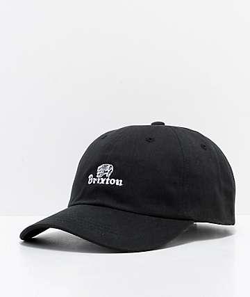 Brixton Tanka gorra strapback en negro