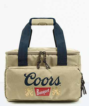 Brixton x Coors Primary Cooler