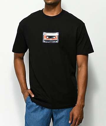 Broken Promises Cassette camiseta negra