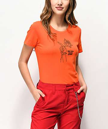 Broken Promises Could Be Different Orange T-Shirt
