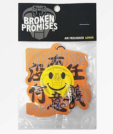 Broken Promises Kamikaze Air Freshener