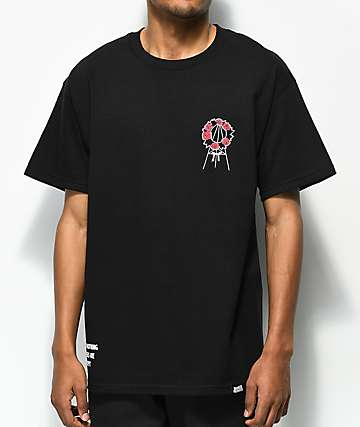 Broken Promises Memorial Black T-Shirt