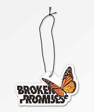 Broken Promises Monarch Air Freshener