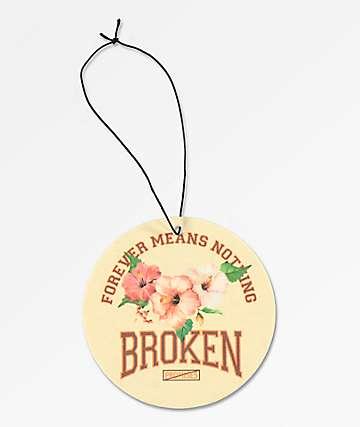 Broken Promises No Ka Me Air Freshener