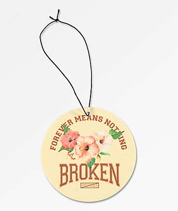 Broken Promises No Ka Me Air Freshener