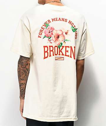 Broken Promises No Ka Mea Cream T-Shirt