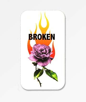 Broken Promises Thorn Sticker