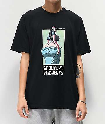 Brooklyn Projects Cakes Black T-Shirt