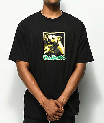 Brooklyn Projects Nice Dog Black T-Shirt