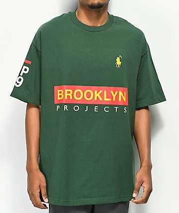 Brooklyn Projects Reaper Sport camiseta verde