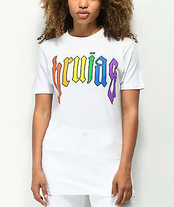Brujas Anti-Prom White T-Shirt