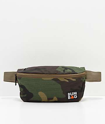 Bumbag Baseline Camo Fanny Pack