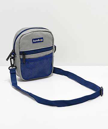 Bumbag Boombastic Grey Shoulder Bag