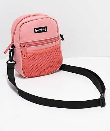 Bumbag Boombastic bolso de mano rosa