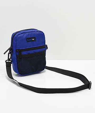 Bumbag Classic Compact Blue Shoulder Bag