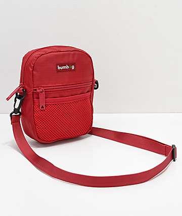 Bumbag Classic Compact Maroon Shoulder Bag