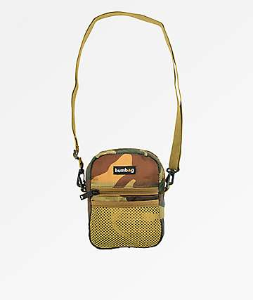 Bumbag Compact Classic Camo Shoulder Bag