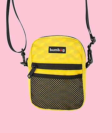 Bumbag Compact Yellow Shoulder Bag