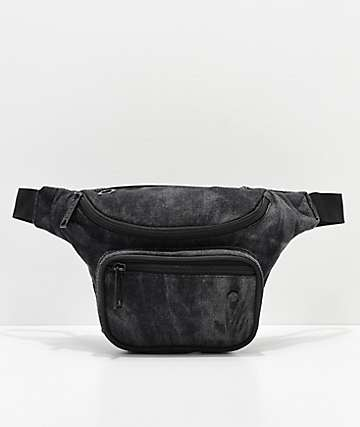 Bumbag Dazed Deluxe Black Fanny Pack
