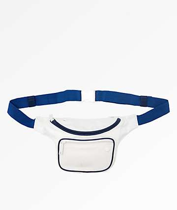 Bumbag Dazed Deluxe Navy & White Fanny Pack