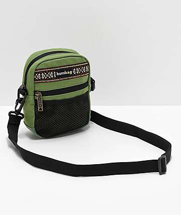 Bumbag Explorer Forest Green Shoulder Bag