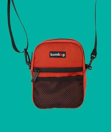 Bumbag Galactic Compact Red Shoulder Bag