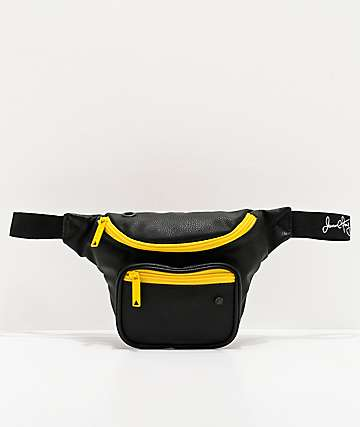 Bumbag Jamie Foy Deluxe Black Fanny Pack