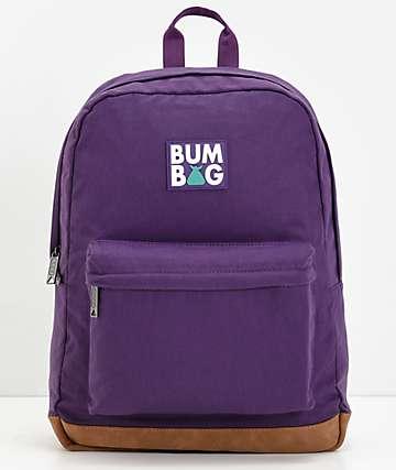 Bumbag Scout mochila morada
