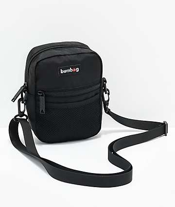 Bumbag Shaolin Black Shoulder Bag